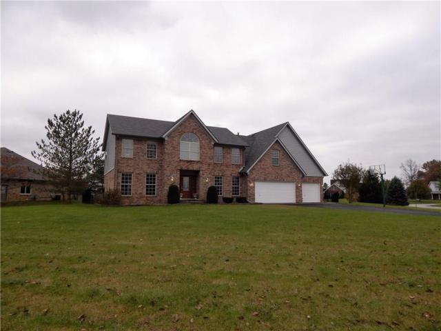 4141 S Surrey Lane, New Palestine, IN 46163 (MLS #21525433) :: RE/MAX Ability Plus