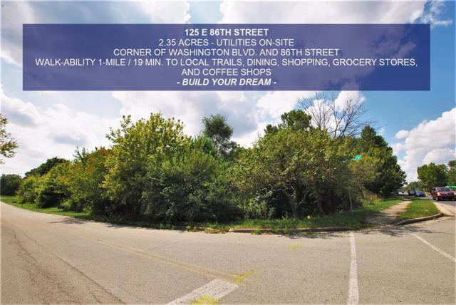 125 E 86th Street, Indianapolis, IN 46240 (MLS #21525462) :: Indy Scene Real Estate Team