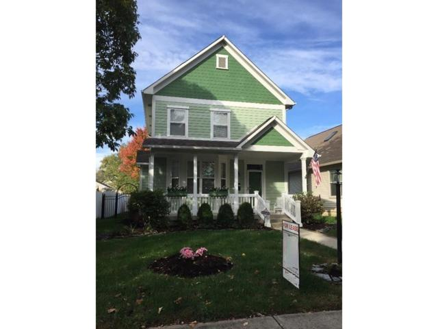 2432 N New Jersey Street, Indianapolis, IN 46205 (MLS #21525595) :: Indy Plus Realty Group- Keller Williams
