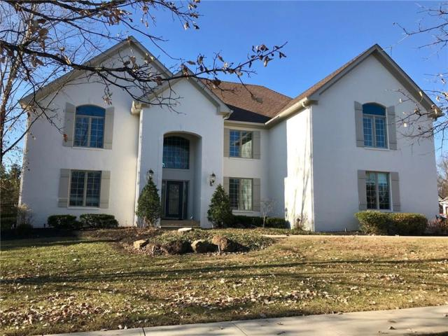 13114 Franklin Hall Trace, Carmel, IN 46033 (MLS #21525892) :: The Gutting Group LLC