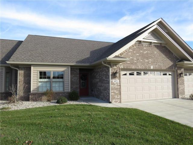 4071 Melbourne Drive, Columbus, IN 47203 (MLS #21526278) :: FC Tucker Company