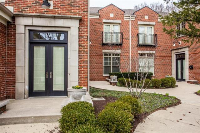 6450 Meridian Street A, Indianapolis, IN 46260 (MLS #21527115) :: Indy Scene Real Estate Team
