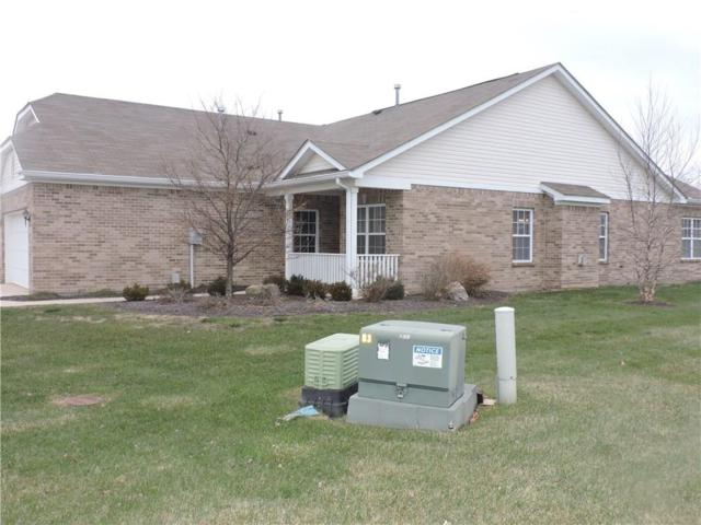 1851 Silverberry Drive, Indianapolis, IN 46234 (MLS #21527570) :: The Evelo Team