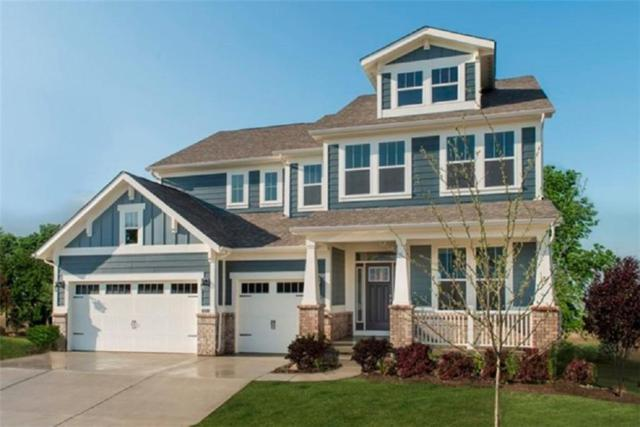 5435 Forest Glen Drive, Brownsburg, IN 46112 (MLS #21527706) :: The Evelo Team