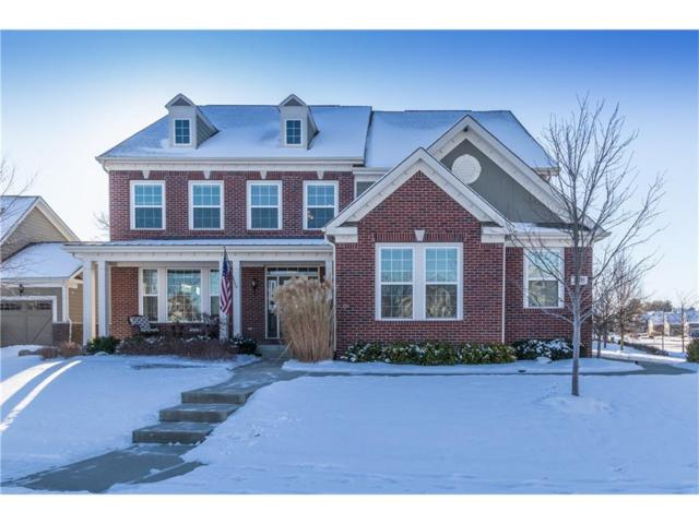 13385 Walbeck East Drive, Fishers, IN 46037 (MLS #21527928) :: Indy Scene Real Estate Team