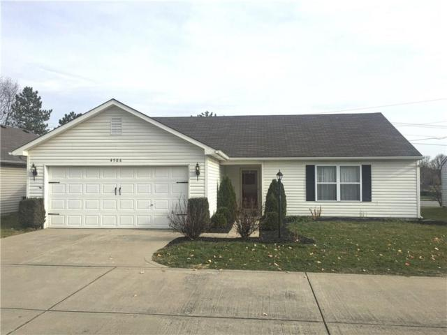 4506 Driftwood Lane, Greenwood, IN 46143 (MLS #21528437) :: Heard Real Estate Team