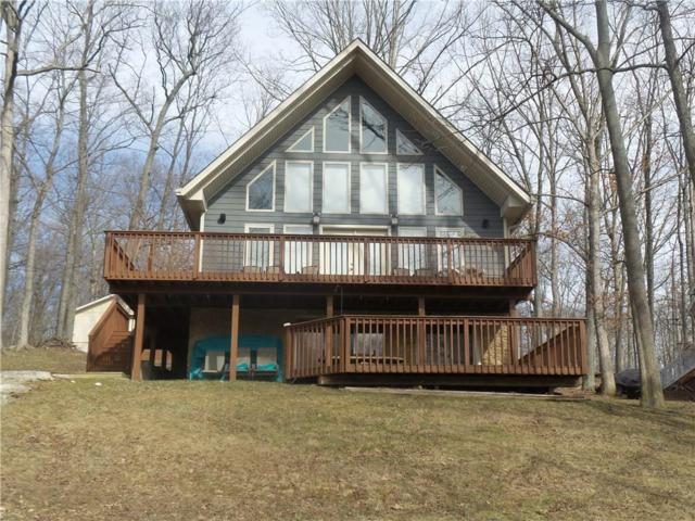 6414 Buffalo Drive, Nineveh, IN 46164 (MLS #21528640) :: The ORR Home Selling Team
