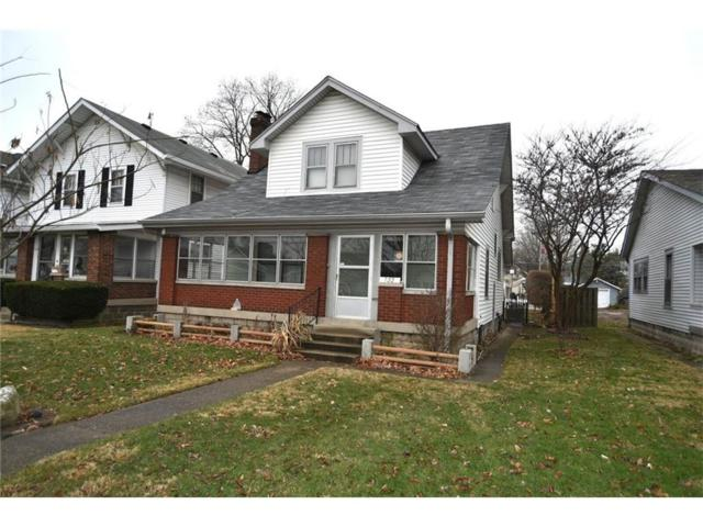 722 N Emerson Avenue, Indianapolis, IN 46219 (MLS #21528935) :: Indy Scene Real Estate Team