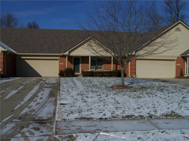 2726 Colony Lake West Drive, Plainfield, IN 46168 (MLS #21529847) :: The ORR Home Selling Team