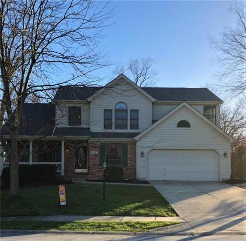 8218 Narragansett Court, Indianapolis, IN 46256 (MLS #21529863) :: Mike Price Realty Team - RE/MAX Centerstone