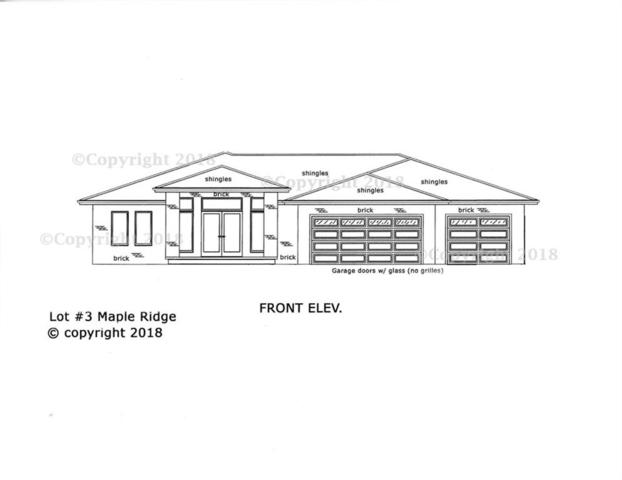Lot #3 Maple Ridge, Columbus, IN 47201 (MLS #21529923) :: The ORR Home Selling Team