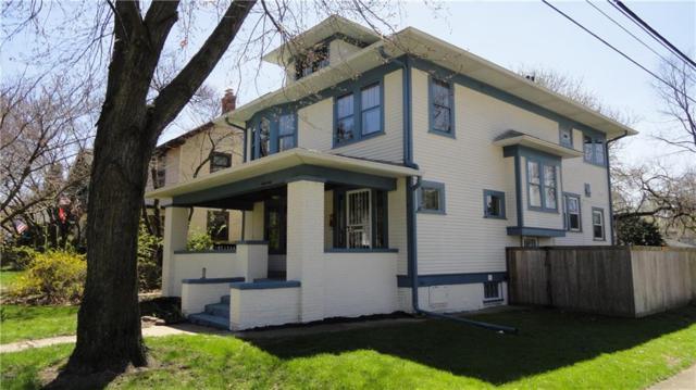 6060 Carrollton Avenue, Indianapolis, IN 46220 (MLS #21530193) :: Heard Real Estate Team