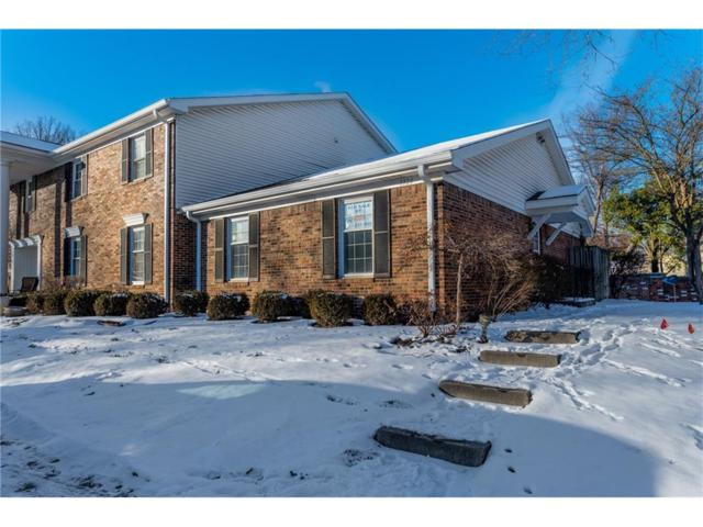 1320 Kings Cove Court, Indianapolis, IN 46260 (MLS #21539464) :: The ORR Home Selling Team