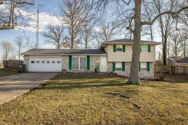 406 E Jackson Street, Farmland, IN 47340 (MLS #21539827) :: The ORR Home Selling Team