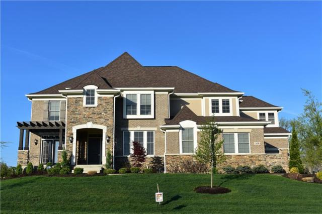 14190 Overbrook Drive, Carmel, IN 46074 (MLS #21540535) :: RE/MAX Ability Plus