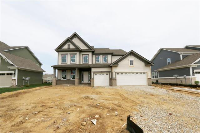 5409 Forest Glen Drive, Brownsburg, IN 46112 (MLS #21540546) :: The Evelo Team