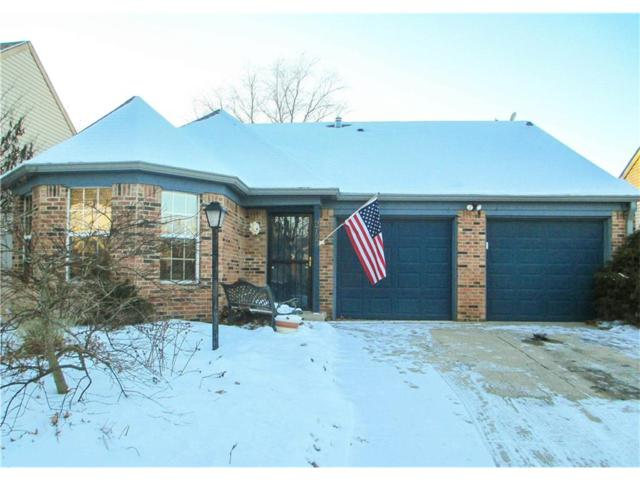 9753 Spruce Lane, Fishers, IN 46038 (MLS #21540716) :: Indy Scene Real Estate Team