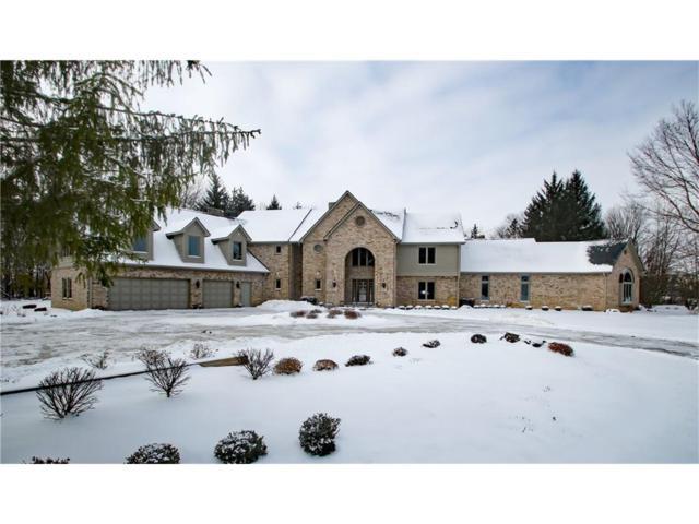 6500 Montana Springs Drive, Zionsville, IN 46077 (MLS #21541015) :: Heard Real Estate Team