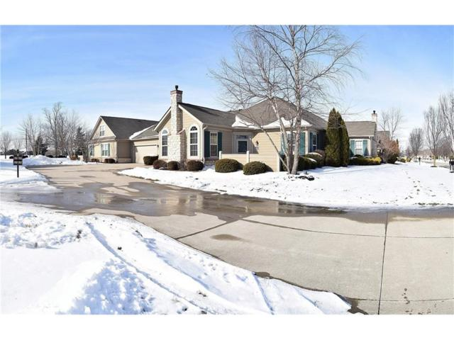 17032 Huntley Place #11, Westfield, IN 46074 (MLS #21541323) :: The Evelo Team