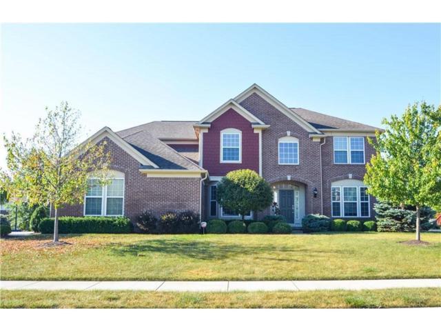 6045 Tanana Drive, Carmel, IN 46033 (MLS #21541580) :: Heard Real Estate Team