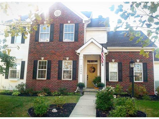 15394 Declaration Drive, Westfield, IN 46074 (MLS #21541606) :: Heard Real Estate Team