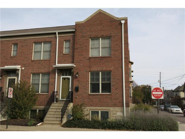 1003 N Alabama Street, Indianapolis, IN 46202 (MLS #21541949) :: The ORR Home Selling Team