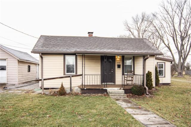 218 Circle Drive, Franklin, IN 46131 (MLS #21542202) :: Indy Plus Realty Group- Keller Williams