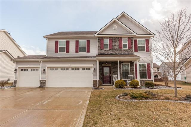 6085 Chestnut Eagle Drive, Zionsville, IN 46077 (MLS #21542746) :: Mike Price Realty Team - RE/MAX Centerstone