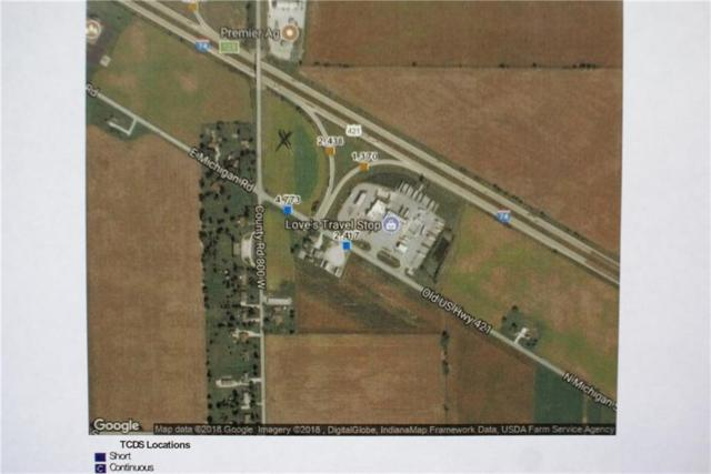 0 Co Road 800 W & N Us Hwy 4, Greensburg, IN 47240 (MLS #21542812) :: The Indy Property Source