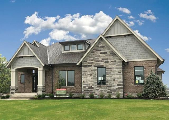 15404 Spring Winds Drive, Westfield, IN 46033 (MLS #21543059) :: The ORR Home Selling Team