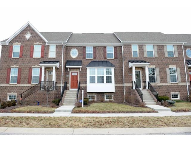 13091 Saxony Boulevard, Fishers, IN 46037 (MLS #21544155) :: The Evelo Team