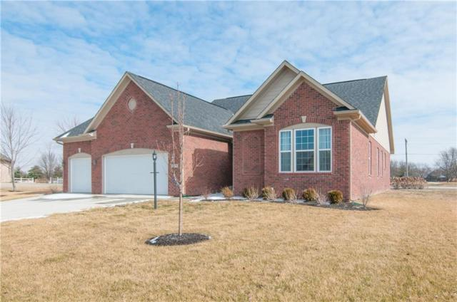 2474 Bridle Way, Shelbyville, IN 46176 (MLS #21544177) :: The ORR Home Selling Team