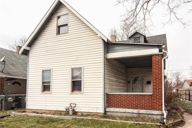 1242 E Minnesota Street, Indianapolis, IN 46203 (MLS #21544189) :: The Evelo Team