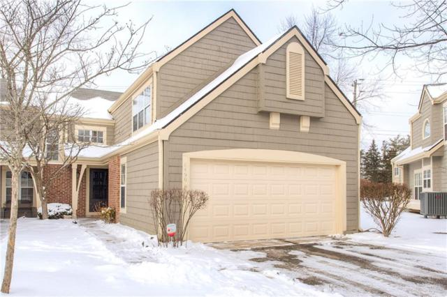 6490 Miramar Court, Indianapolis, IN 46250 (MLS #21544216) :: The ORR Home Selling Team