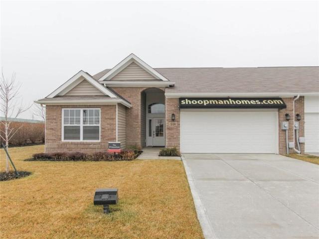 569 Beehler Drive, Whiteland, IN 46184 (MLS #21544905) :: The ORR Home Selling Team