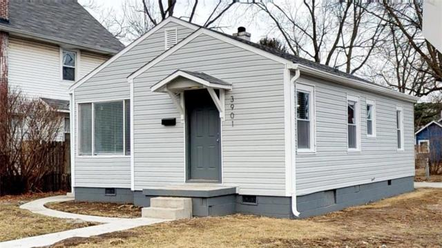 3901 N Capitol Avenue, Indianapolis, IN 46208 (MLS #21544935) :: The Evelo Team