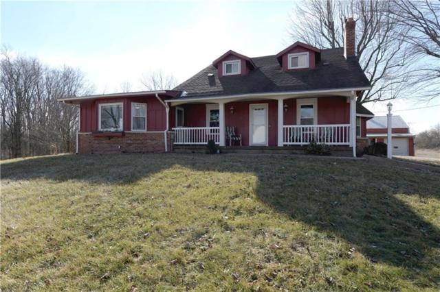 277 E State Road 234, Fortville, IN 46040 (MLS #21545343) :: The Evelo Team