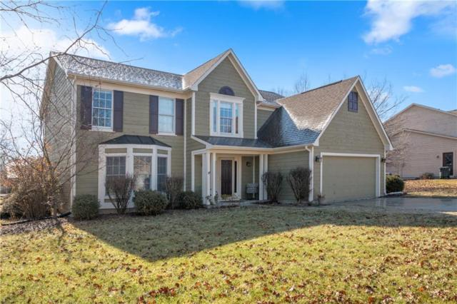 11935 Glen Scott Drive, Indianapolis, IN 46236 (MLS #21545378) :: The Evelo Team