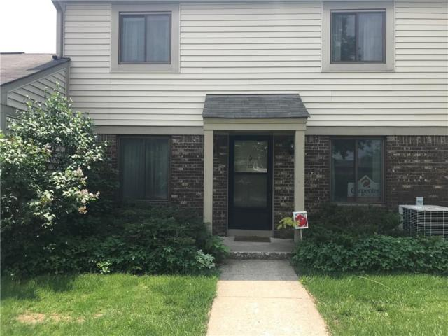6078 Oakbrook Lane, Indianapolis, IN 46254 (MLS #21545514) :: FC Tucker Company