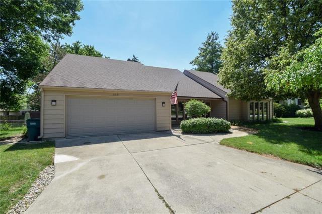 3541 W Johnson Circle, Muncie, IN 47304 (MLS #21545532) :: The ORR Home Selling Team