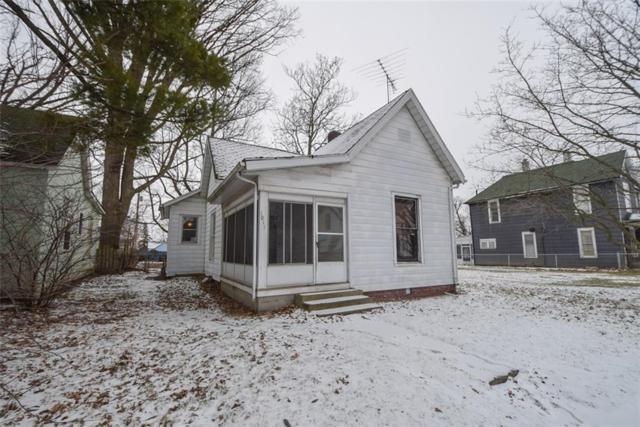 1011 W Powers Street, Muncie, IN 47305 (MLS #21545953) :: The ORR Home Selling Team