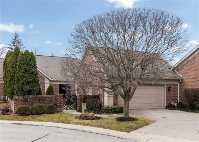 8574 Olde Mill Trace, Indianapolis, IN 46260 (MLS #21546714) :: The ORR Home Selling Team
