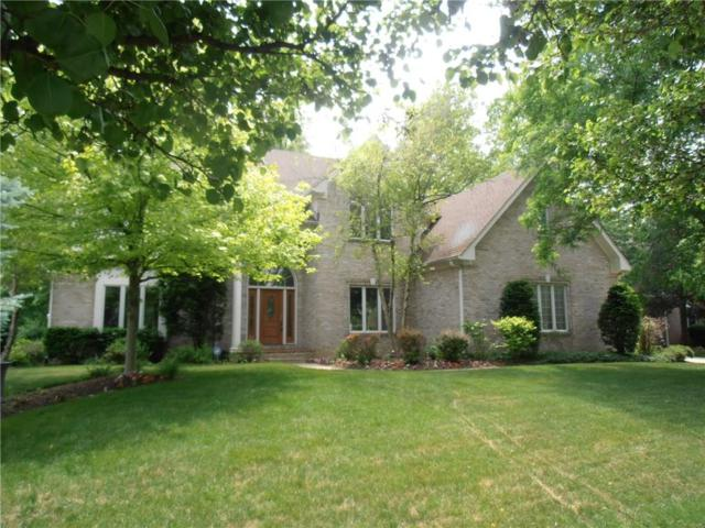 9890 Sugarleaf Place, Fishers, IN 46038 (MLS #21547268) :: Mike Price Realty Team - RE/MAX Centerstone