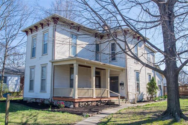 321 N Rangeline Road, Carmel, IN 46032 (MLS #21547476) :: Indy Scene Real Estate Team