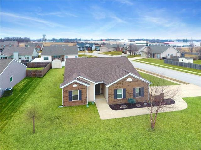 2904 Flagstone Way, Lafayette, IN 47909 (MLS #21547941) :: The ORR Home Selling Team