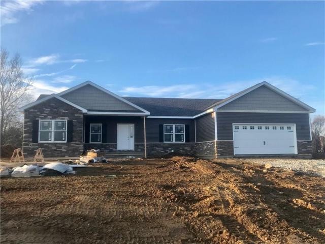 145 Woodland Drive, Pendleton, IN 46064 (MLS #21548340) :: The ORR Home Selling Team