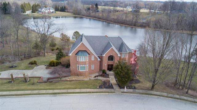 7915 Mill Pond Lane, Indianapolis, IN 46278 (MLS #21548390) :: FC Tucker Company