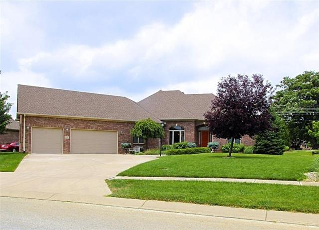 5742 Beisinger Place, Indianapolis, IN 46237 (MLS #21548586) :: The ORR Home Selling Team