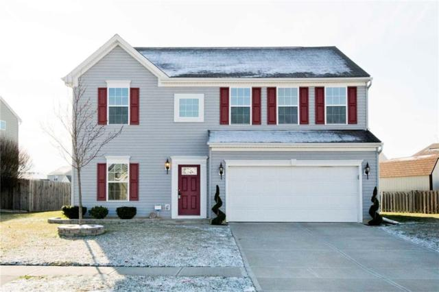 3311 Hurst Street, Whiteland, IN 46184 (MLS #21550086) :: Indy Plus Realty Group- Keller Williams