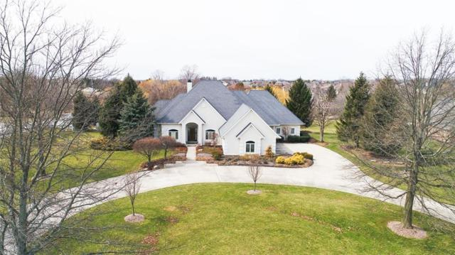6471 S Fox Chase, Pendleton, IN 46064 (MLS #21550392) :: The ORR Home Selling Team